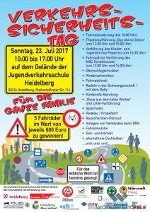 Verkehrssicherheitstag Heidelberg @ Jugendverkehrsschule Heidelberg | Heidelberg | Baden-Württemberg | Deutschland